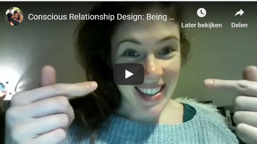 (Video) Conscious Relationship Design: Being Single