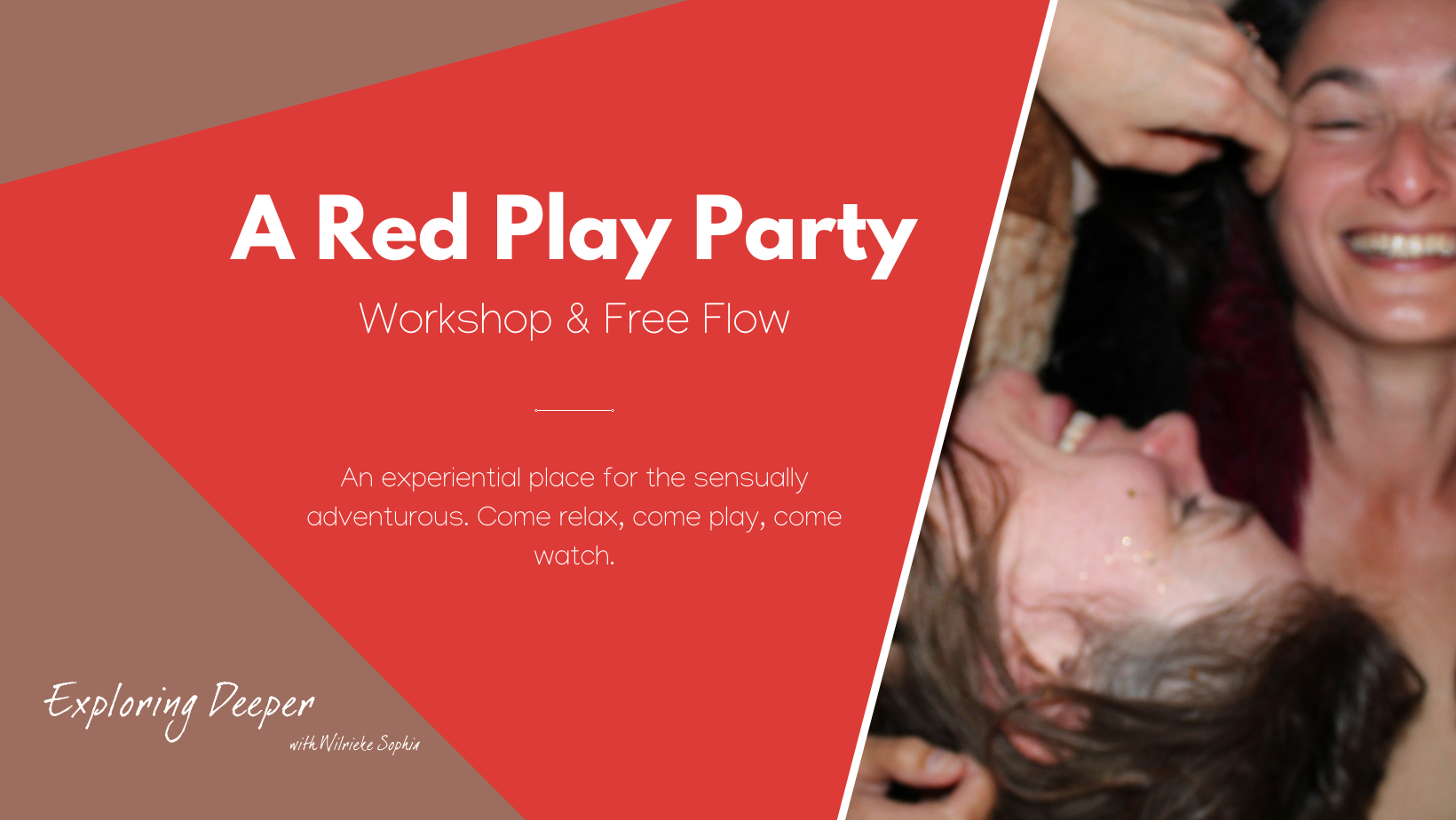 Red Play Party