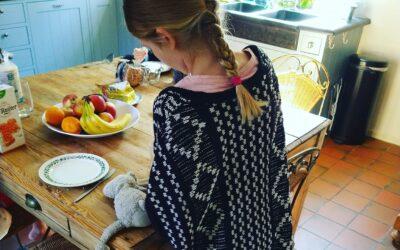 My 10yo Daughter's Mastery in Self Regulation