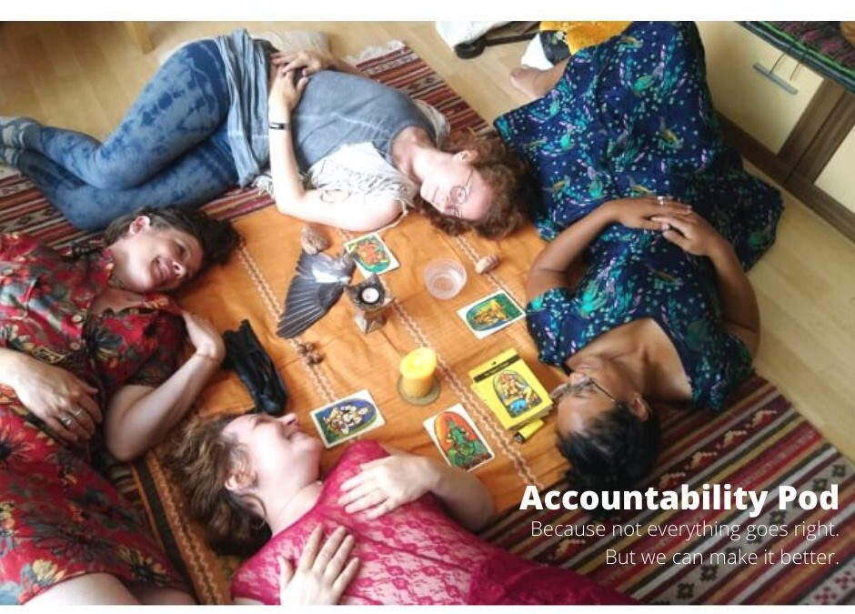 Introducing: My Accountability Pod